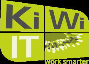 Logo mit schrift_Logo Neu work smarter grün